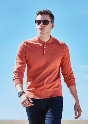 Ben Sherman Channels 60s Style for Spring '18 Collection