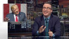 John Oliver Reveals What Trump Has In Common With The World's Worst Despots