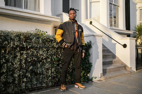 Streetsnaps: Denzel Curry in London
