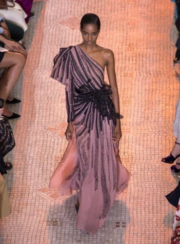 View from the topELIE SAAB Haute Couture Autumn Winter 2018-19