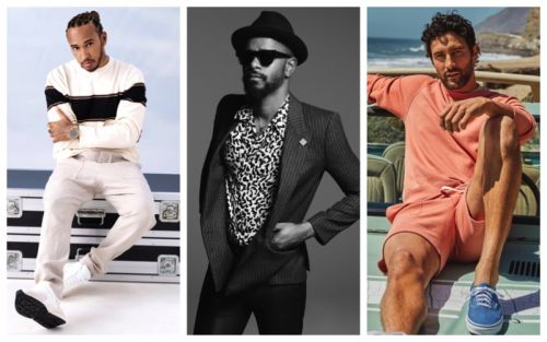 Week in Review: Lewis Hamilton for IWC, Saint Laurent, Todd Snyder + More