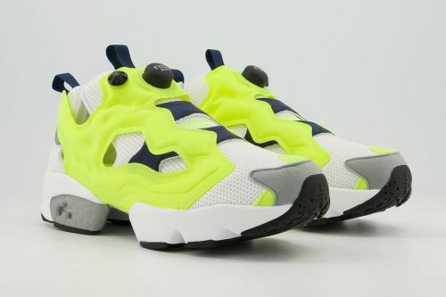 Reebok's Latest Instapump Fury Balances the Bold With the Brilliant