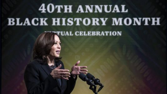 Vice President Harris Keynotes Black History Month Event