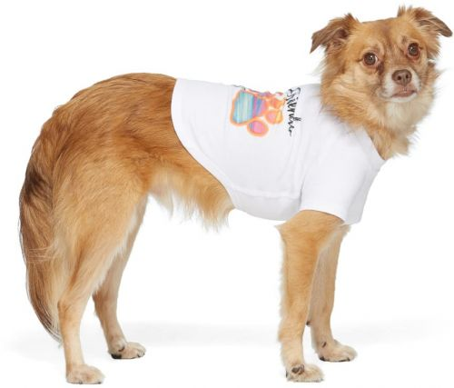 Ana Is Not Above Buying This 'Best Friends' T-shirt for Her Dog