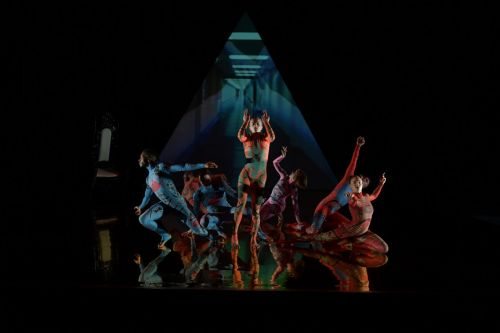 CHALLENGING CONSPIRACY WITH CONTEMPORARY DANCE