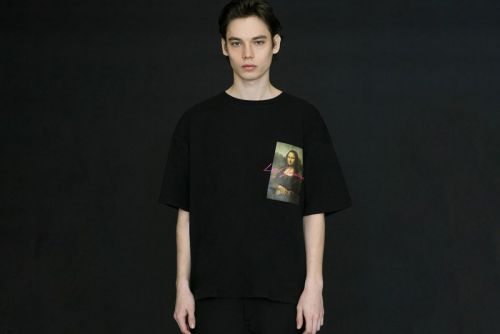 """Monkey time Shows Its Love for Art With the """"Art Print"""" T-Shirt Capsule Collection"""