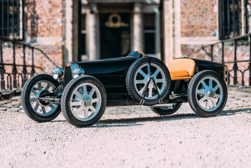 Deliveries for the Highly Limited Bugatti Baby II Have Officially Commenced