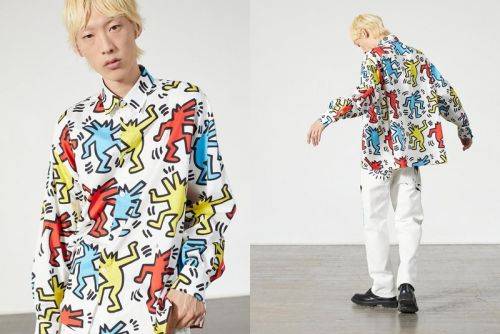 Keith Haring Collaborates With Études for Vibrant SS20 Collection