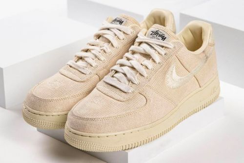 The Stüssy x Nike Air Force 1 Low Receives a Rumored Release Date