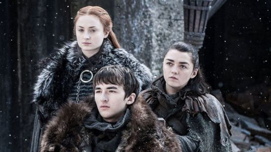 George R.R. Martin Has Some Thoughts About the 'Game of Thrones' Finale