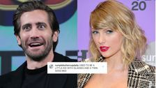 Jake Gyllenhaal Knows All Too Well Why Taylor Swift Fans Are Swarming His Instagram