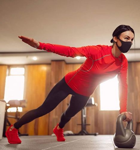 The Best Face Masks For Breaking a Sweat & Breathing Easy