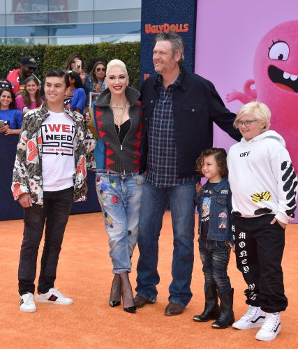 Gwen Stefani's Kids 'Can't Wait' for Her and Blake Shelton's Wedding After Engagement News