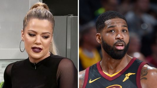 Tristan Thompson Spotted Flirting on Valentine's Day in L.A. Without Khloé Kardashian
