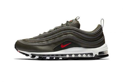 "Nike Adds ""Sequoia"" to Growing Air Max 97 Fall Lineup"
