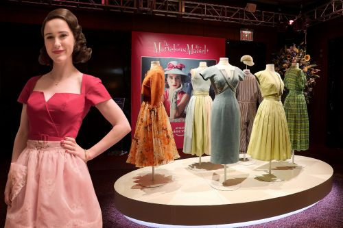 'Making Maisel Marvelous' exhibit drops you in 1950s NYC