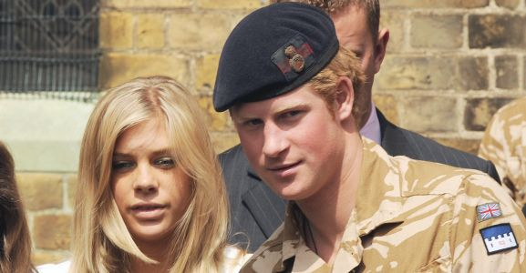 """Prince Harry and His Ex-GF Apparently Had a """"Tearful"""" Phone Call Before His Wedding and We're Like Wait, What?!"""