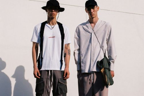 IISE Unveils Korean Military-Inspired Fall/Winter 2018 Lookbook