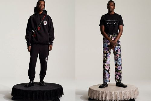 Martine Rose Redefines Classic Menswear Ideas in SS21 Collection