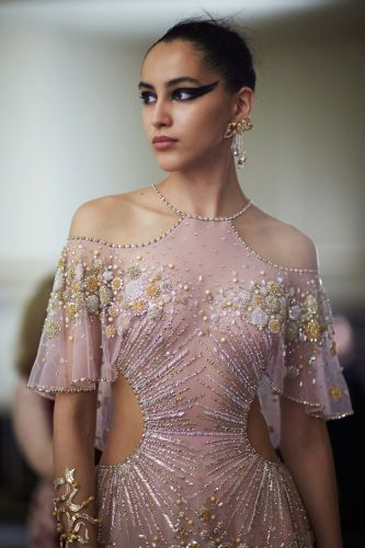 Memories from the Haute Couture Autumn Winter 2018/19 fashion