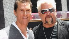 Matthew McConaughey's Speech About BFF Guy Fieri Is Truly Heartwarming