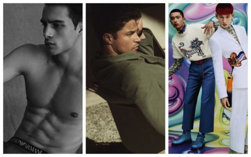 Week in Review: Emporio Armani, Miles McMillan, Dior Men + More