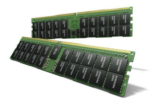 Samsung Delivers Industry-First 512GB DDR5 7200Mbps Memory