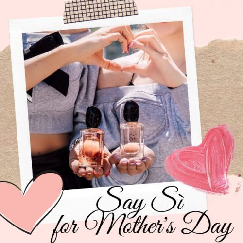 Say Sì for Mother's Day