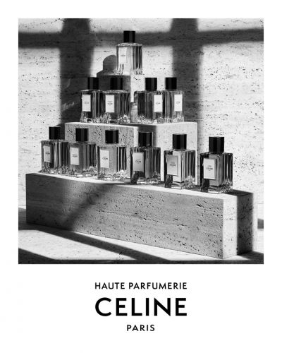Celine Is Launching 11 New Perfumes Designed by Hedi Slimane