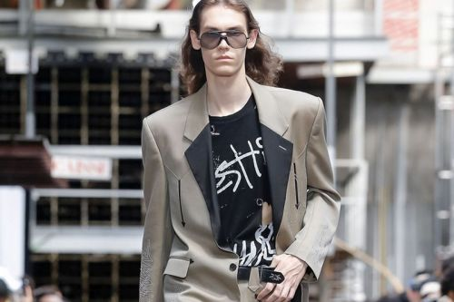SANKUANZ SS20 Channels Grunge Influences & American Southern Gothic