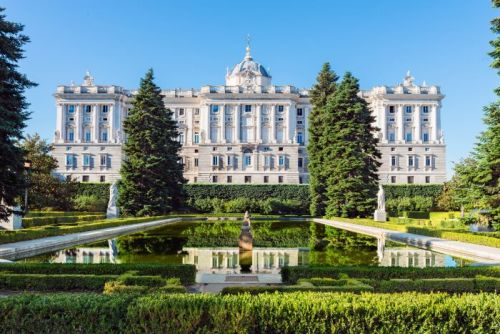 Must-See Royal Sites in Spain