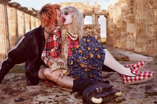 Gucci Goes Punk & Takes to Historic Sicily for Pre-Fall '19 Campaign