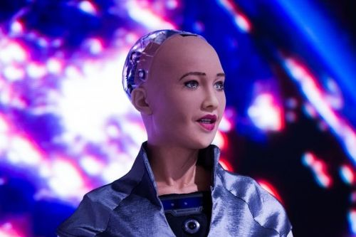 There's going to be a new film starring Sophia the Robot