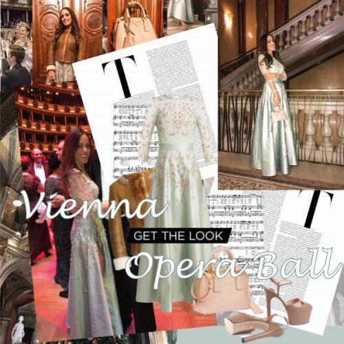 My Look: Vienna Opera Ball