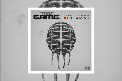 """The Game and Lil Wayne Pay Homage to One of Basketball's Greatest in """"A.I. With The Braids"""""""