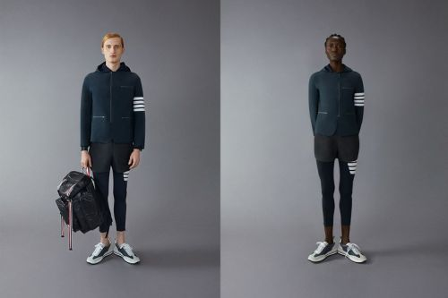 Thom Browne Readies Latest Sportswear and Compression Collection