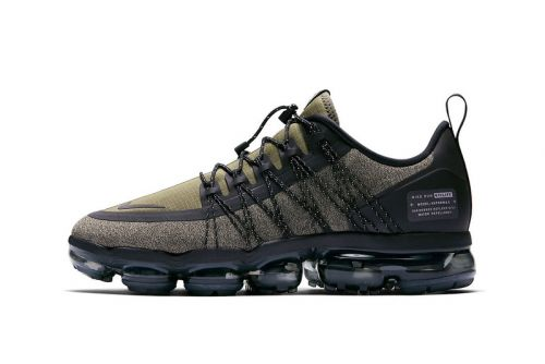 Nike Air VaporMax Run Utility is Dropping in Olive Green