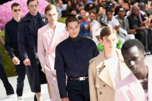 Watch the Dior Men's Runway Show Live