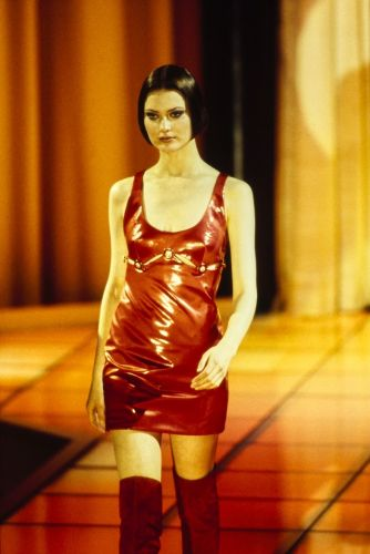 Top 10 Latex Fashion Moments: From Mugler to McQueen