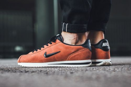 The Nike Cortez Jewel Gets Two Fall-Ready Colorways