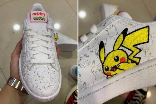 Adidas & 'Pokémon' Might Be Coming Together for a Collaboration