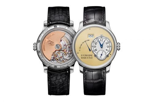 F.P. Journe Marks 20 Years of Octa Automatique with Sold Out Limited Edition