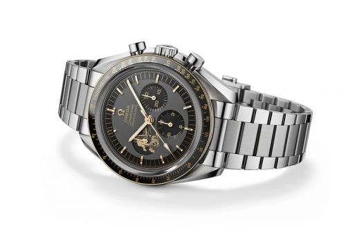 OMEGA to Release Apollo 11 50th Anniversary Speedmaster in Stainless Steel
