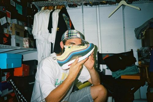 Sneakersnstuff LA Restocks Sean Wotherspoon AM 97/1 & Air Fear of God 1