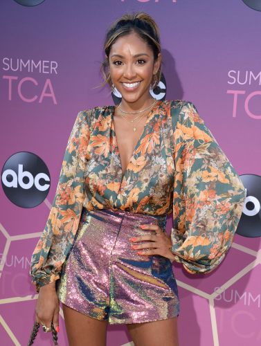'Bachelor' Alum Tayshia Adams Isn't a Phlebotomist Anymore! She's Pursuing a Career in Interior Design