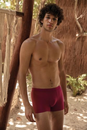 Free State of Mind: Francisco & Travis for Bruno Banani Underwear Campaign
