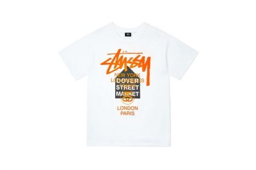 "Dover Street Market Taps Stüssy, AMBUSH, and Dozens More for ""Fluro Rebellion"""