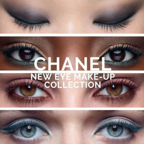 CHANEL New Eye Make-up Collection