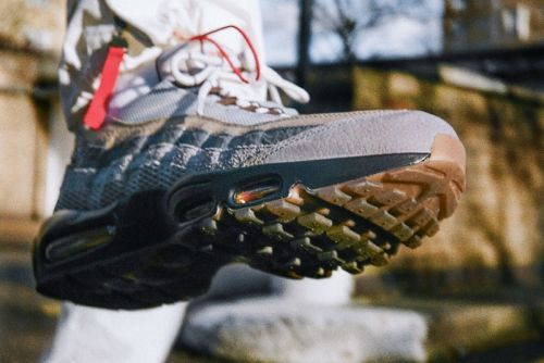 """Nike Air Max 95 """"110"""" Nods To London Street Culture"""