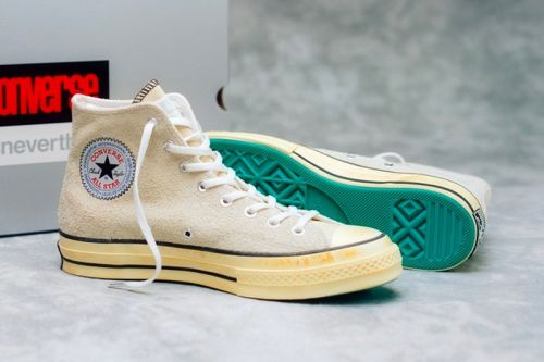 """Thisisneverthat's Converse Collaboration Explores the Concept of """"New Vintage"""""""